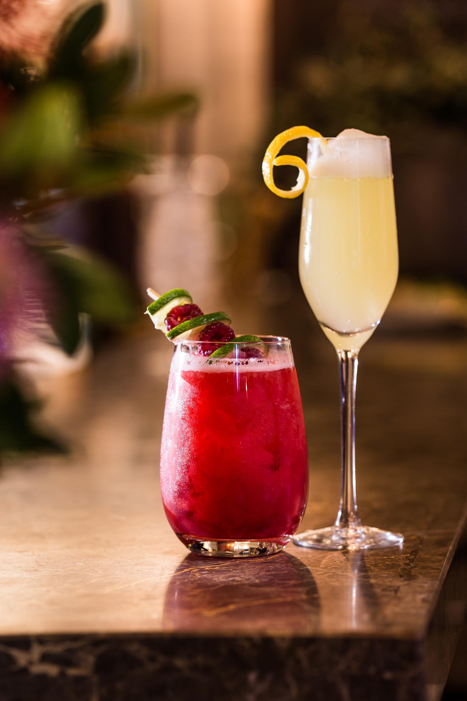 Tutto Bene cocktails