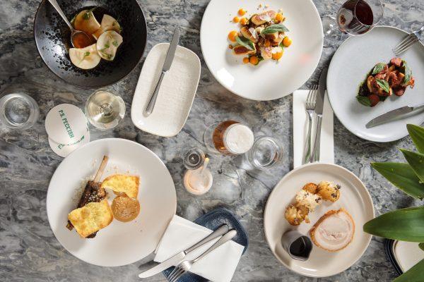 Ena greek street food melbourne restaurants southgate for Food bar kitchen jkl