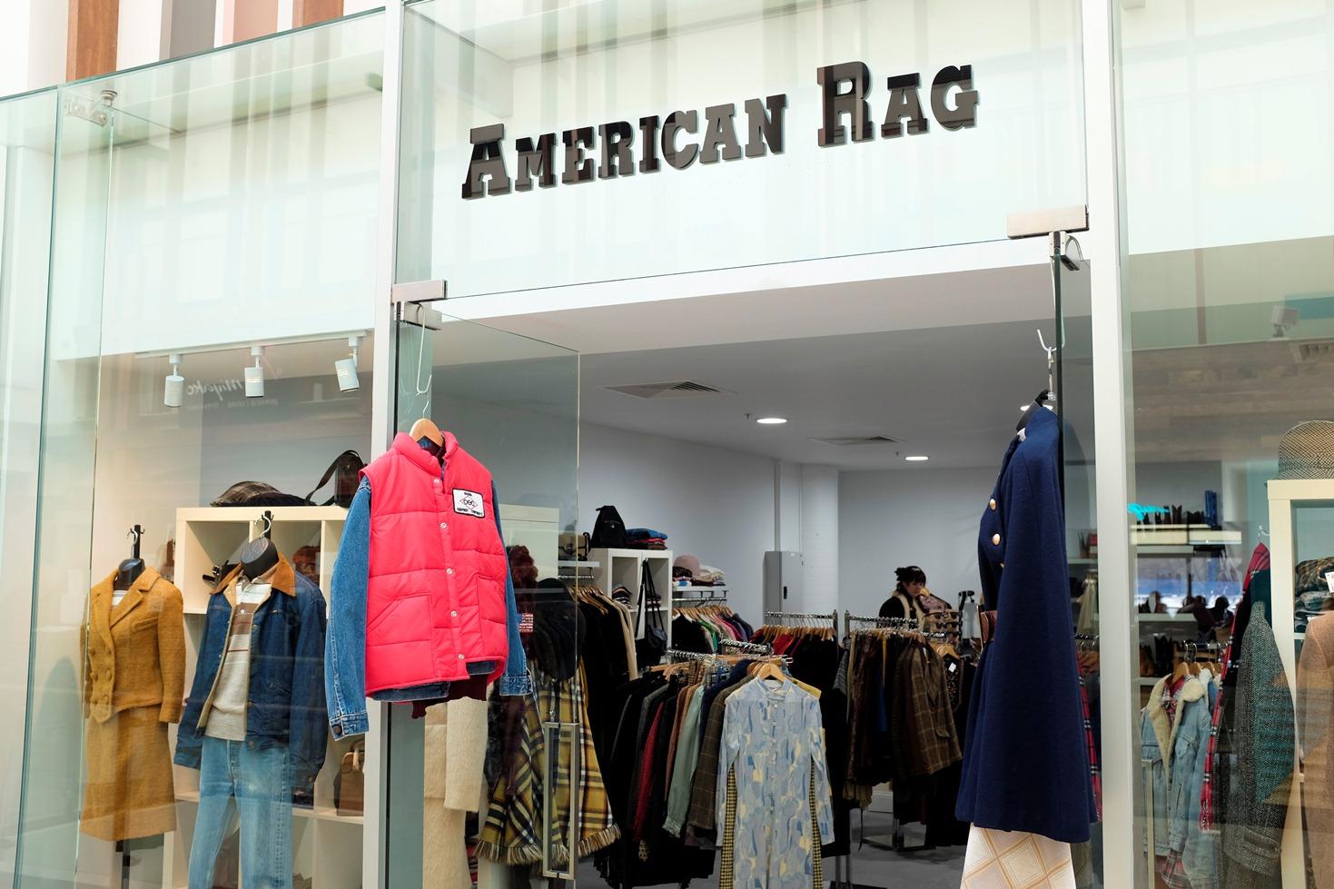American Rag Southgate Melbourne