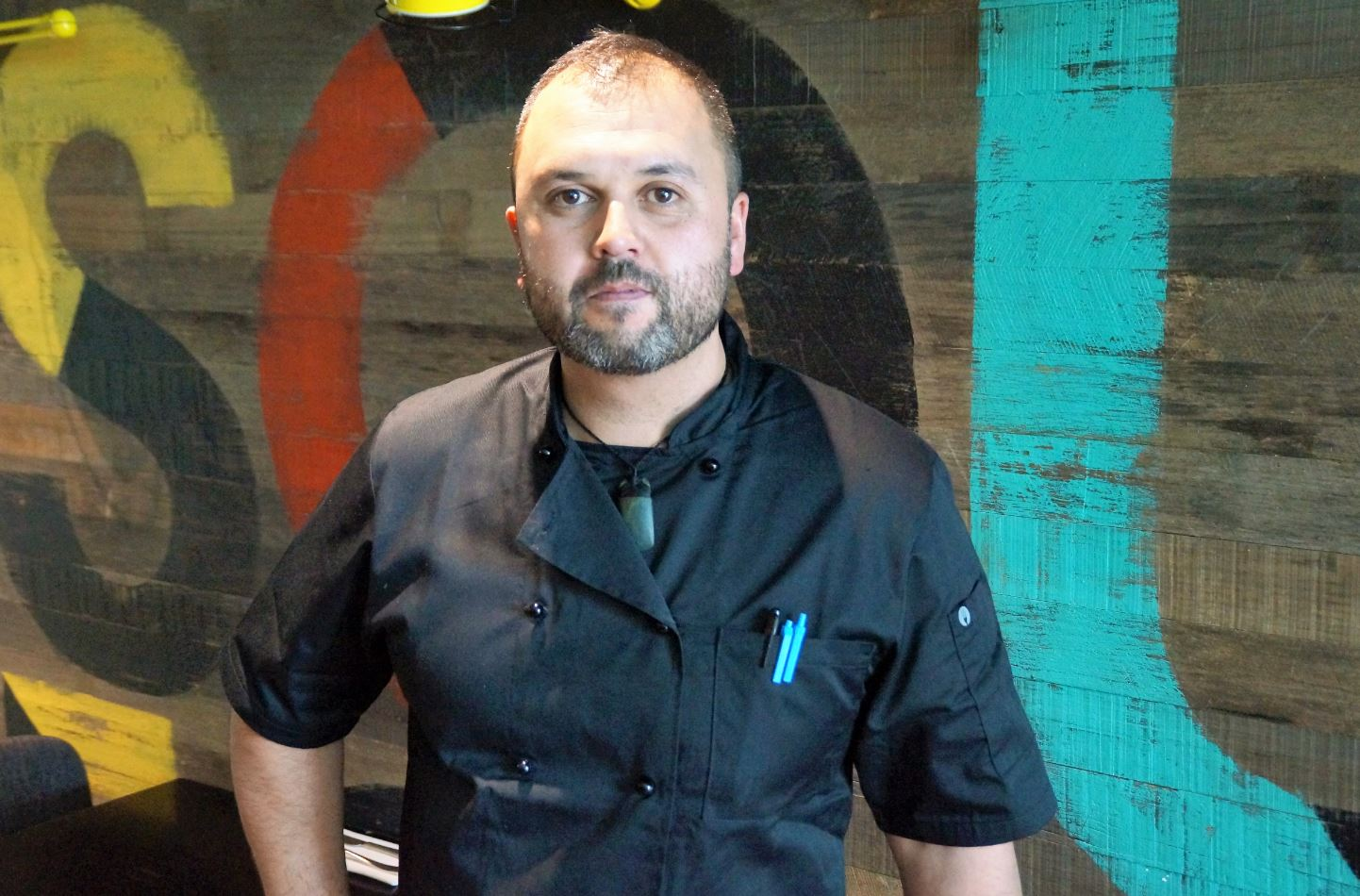Wayne McKnight - Head Chef, Bluetrain