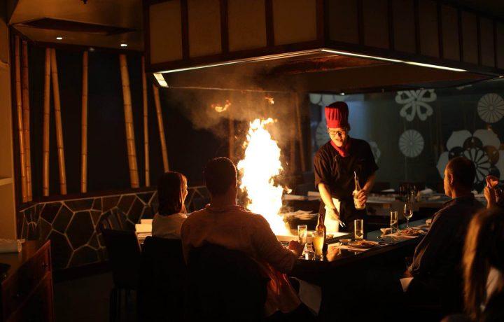 Southgate Melbourne Restaurant Miyako Japanese Teppanyaki