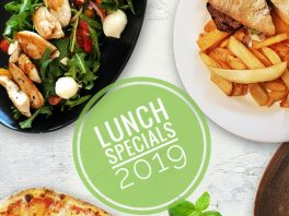 Southgate Melbourne Restaurant Dining Italian La Camera Lunch Specials CBD