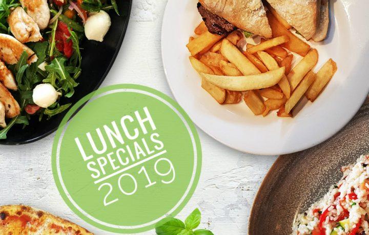 Southgate Melbourne Restaurant Dining Italian La Camera Lunch Specials CBD