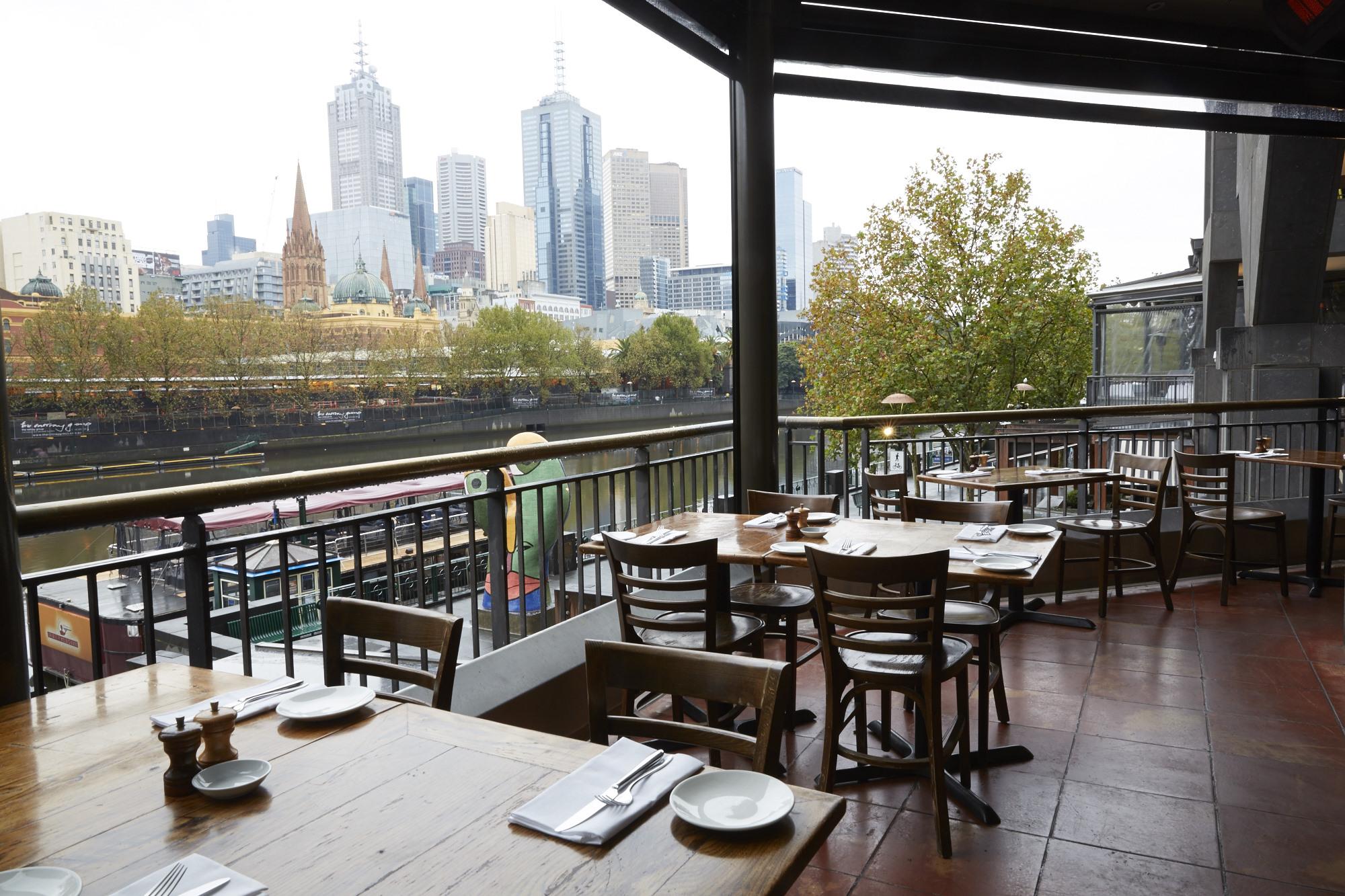 Tutto Bene Melbourne Restaurants Southgate Melbourne